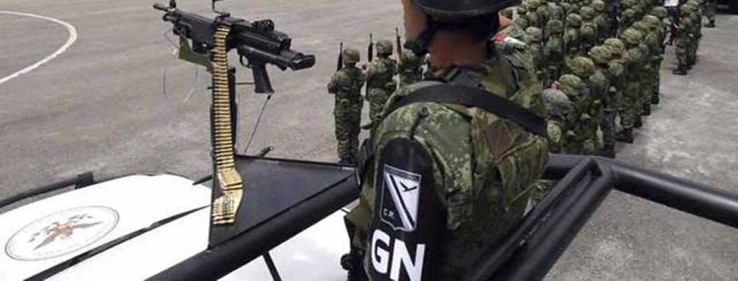 Guerrero, entre los estados más violentos que intentará calmar la GN