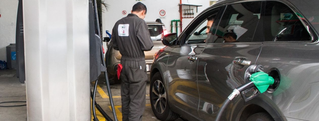 Así están los precios en el sector del combustible