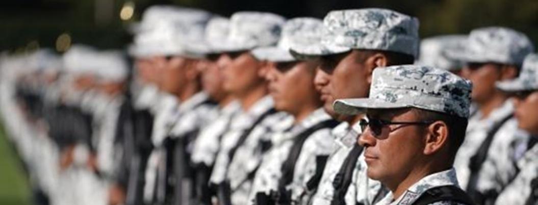 Guardia Nacional combatirá violencia contra las mujeres