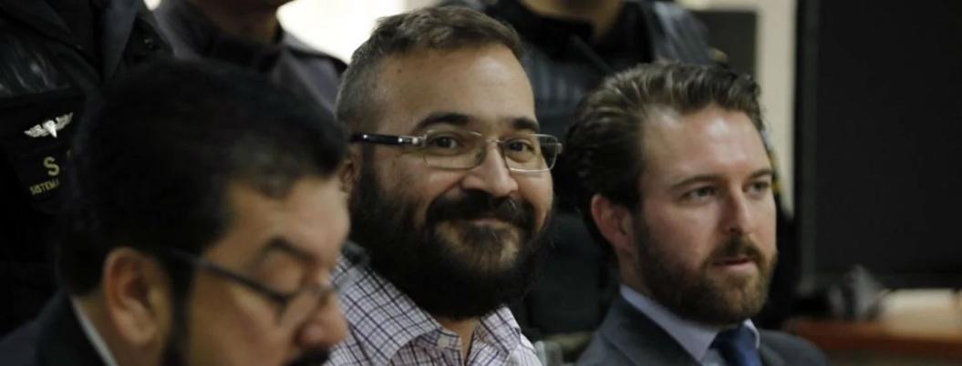 Javier Duarte desde la cárcel manda sus condolencias por ataque a bar
