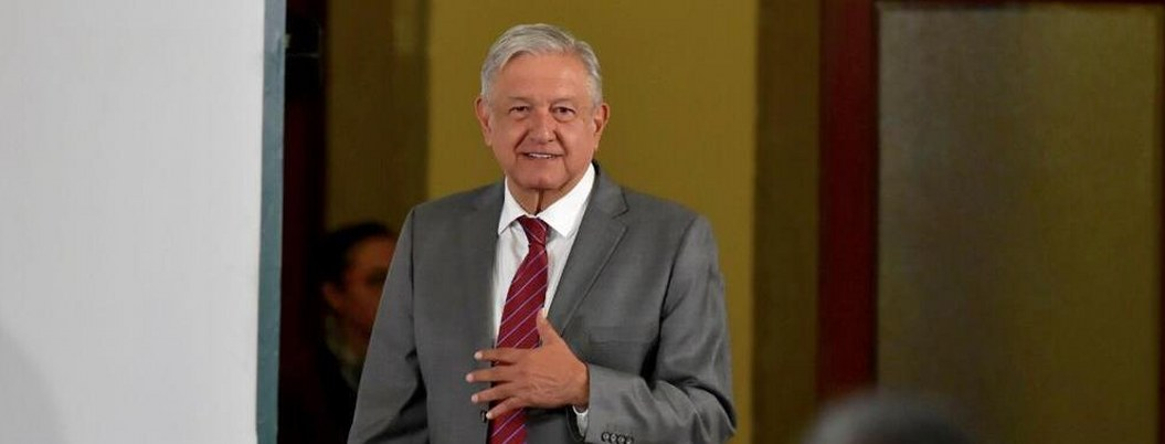 AMLO: gobierno no tolerará autodefensas; la paz corresponde al Estado