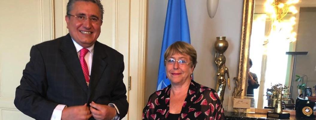 CNDH va a la ONU a quejarse de AMLO por estancias infantiles