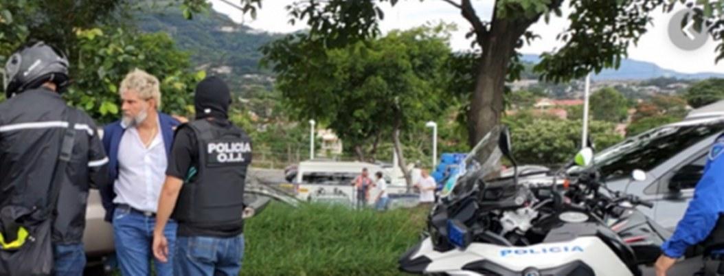 """Cae narco costarricense ligado al cártel del """"Mayo"""""""