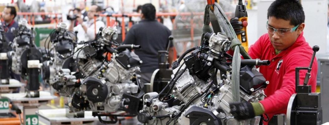 Sector manufacturero se deprime con la Cuarta Transformación