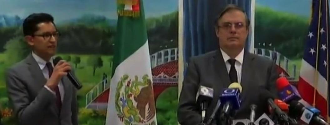 """""""Terrorismo contra mexicanos"""", así califica Ebrard el tiroteo de Texas"""