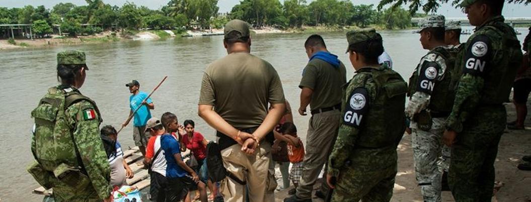 Así está el récord de deportación de centroamericanos en México
