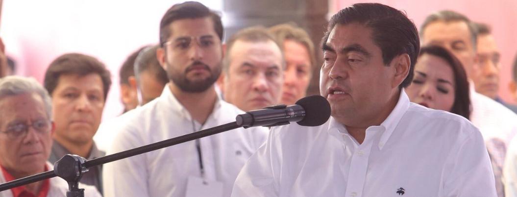 DIF vendió niños en Puebla durante los gobiernos panistas: Barbosa