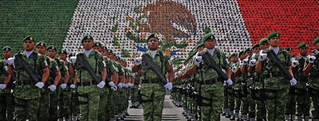 Militares mexicanos estrenarán superuniforme en 2020