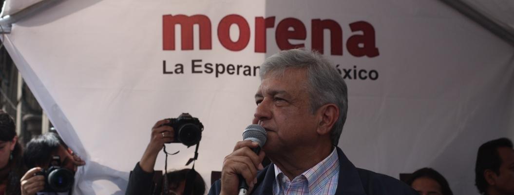 Andrés Manuel renunciaría a Morena si líderes lo corrompen
