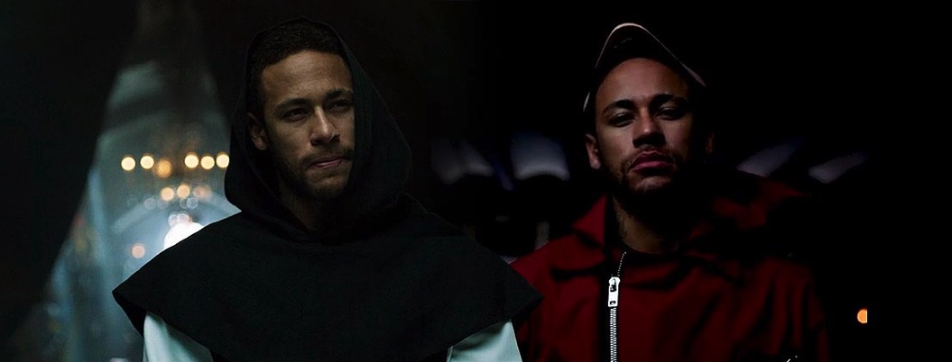 """Neymar, el nuevo gran fichaje del equipo... """"La Casa de Papel"""""""