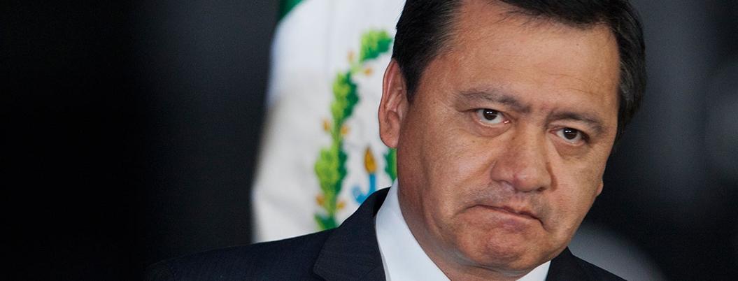"""""""Democracia sólo existe en el PRI"""", lanza Osorio Chong"""