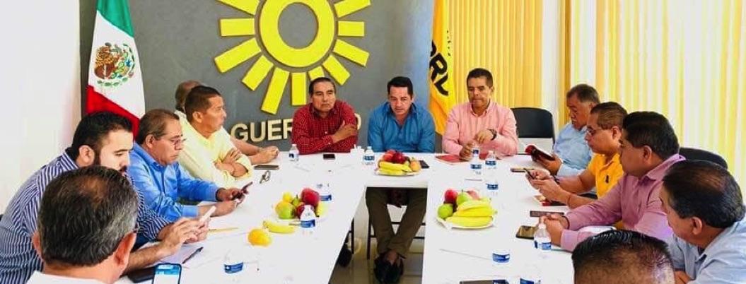 PRD Guerrero condena entrega del registro del partido a Futuro 21