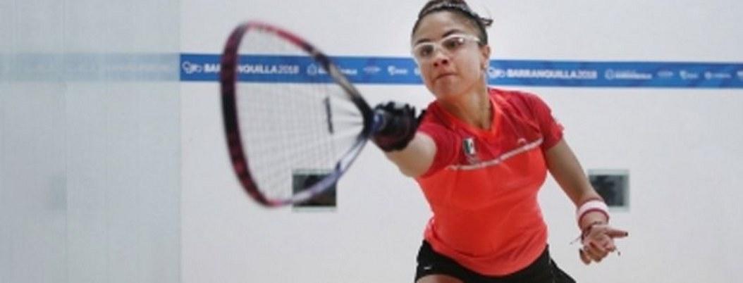 Paola Longoria gana en debut panamericano en camino a triple corona