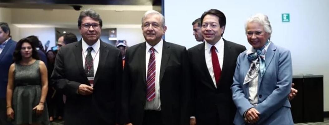 Morena inicia su plenaria en medio de divisiones y mejorar gobierno