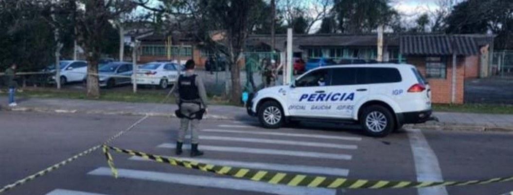 Joven tunde a hachazos a estudiantes en una escuela de Brasil