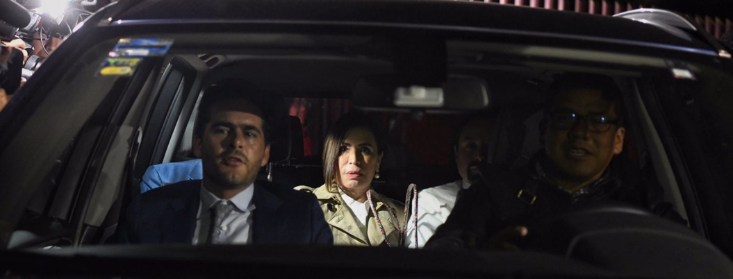 Robles intenta mandar a la cárcel a juez que la puso tras las rejas