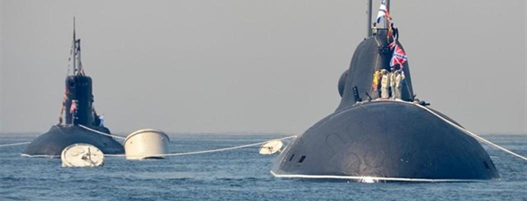 Rusia lanza misiles desde submarinos en el mar de Barents
