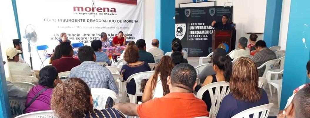Morena se perrediza en Guerrero: Montes institucionaliza otra tribu