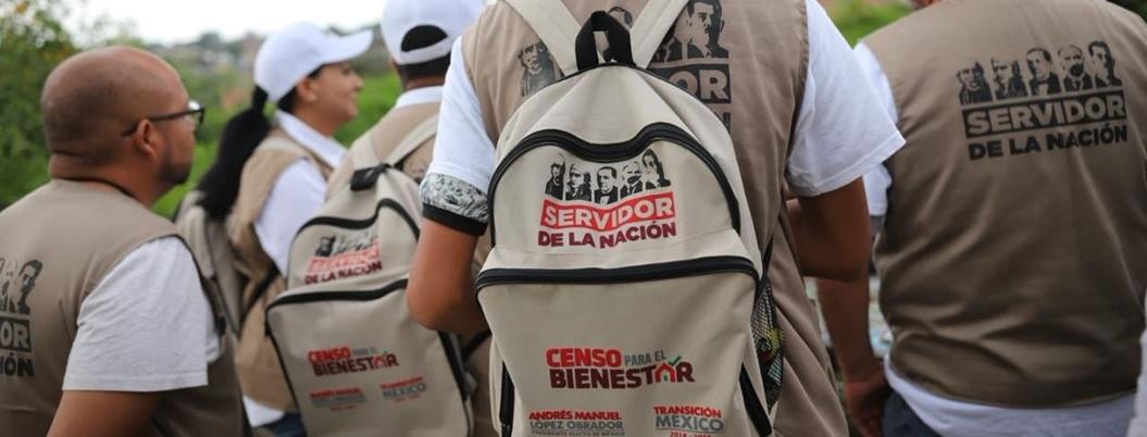 """""""INE nunca vio que antes compraban votos con dinero público"""": AMLO"""