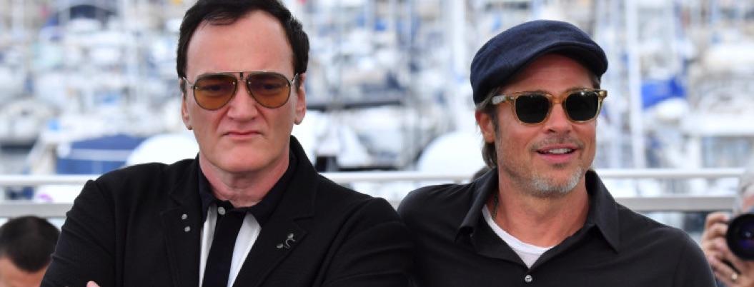 "Tarantino y Pitt visitarán CDMX para estreno de ""Once upon a time"""