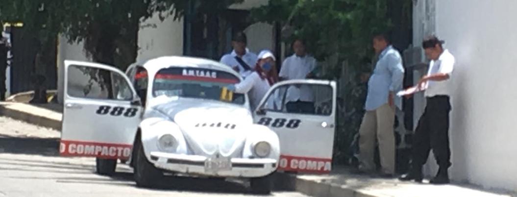 Asesinan a taxista en colonia Progreso de Acapulco