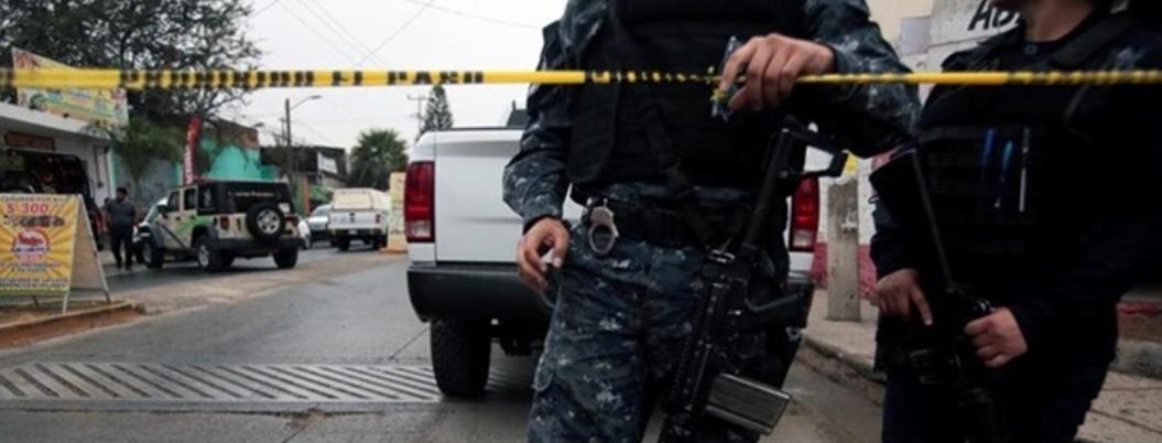 Violencia México