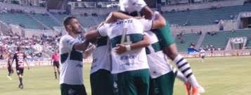 Zacatepec triunfa 3 a 1 ante Leones Negros; es líder del Ascenso MX