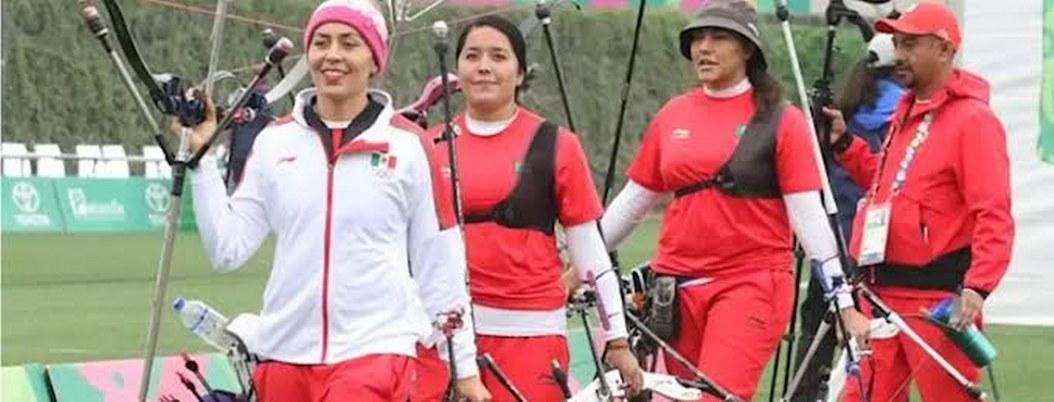 Arqueros mexicanos consiguen medallas sin apoyo de la Conade