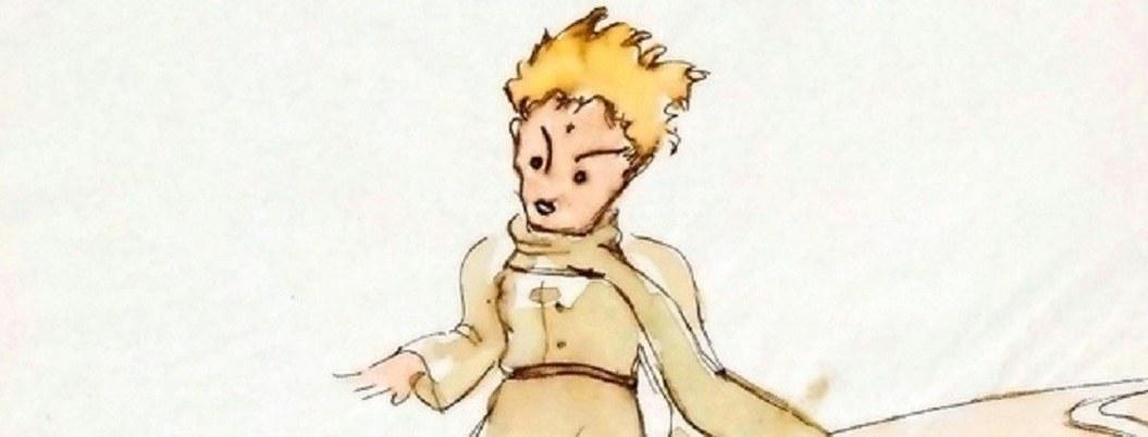 """Hallan bocetos Antoine de Saint para su obra el """"Principito"""""""