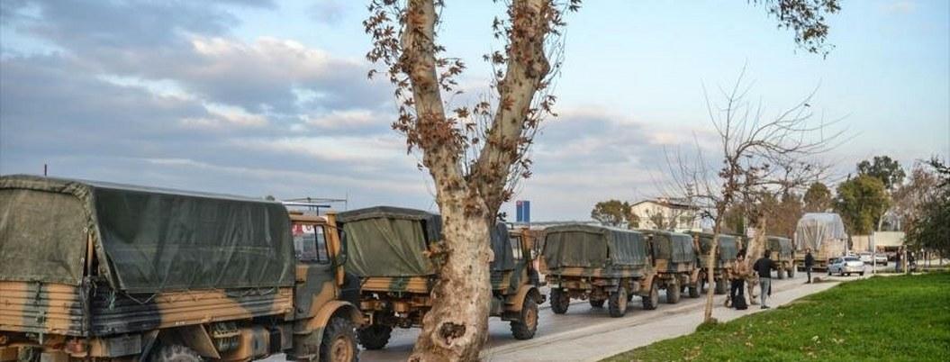 Siria rechaza acuerdo EU-Turquía sobre zona segura