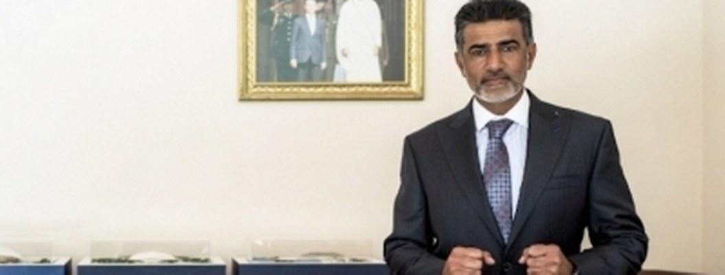 Acusar de corrupción es por celos, embajador de Qatar en México