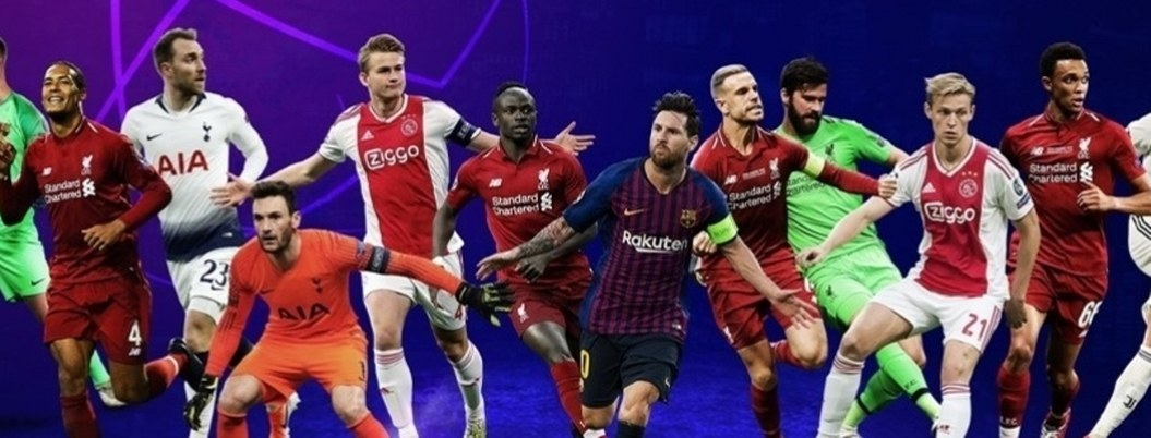 UEFA revela finalistas al premio al mejor jugador del año