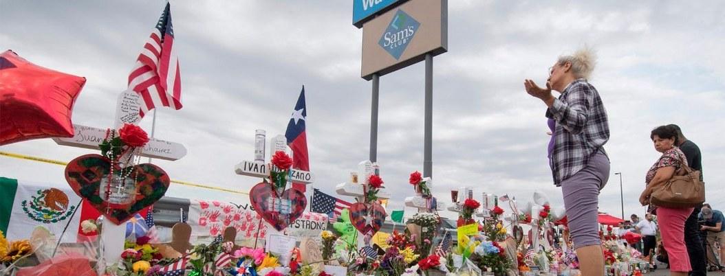 Después de la masacre, El Paso lucha por volver a la normalidad
