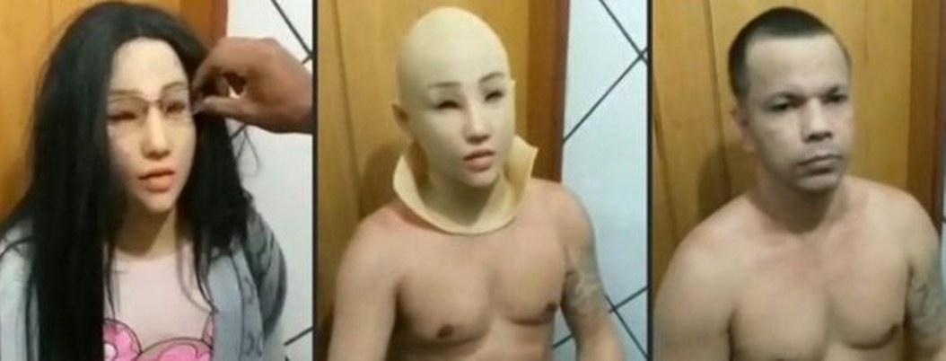 Narco brasileño no pudo escapar disfrazado y se ahorca en su celda