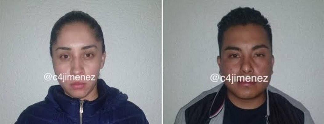 Guardia Nacional captura a pareja líder del Cártel de Tláhuac