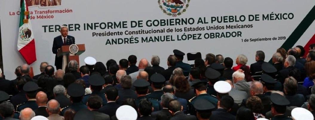 """Adversarios no pueden organizarse, están """"moralmente derrotados"""": AMLO"""
