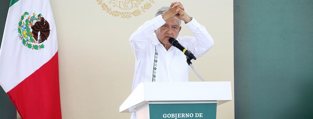 AMLO advierte que sólo comprará a un precio justo medicina en México