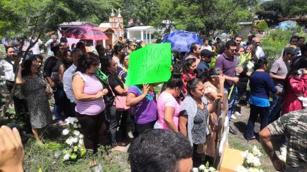 Adiós Comerciante asesinado Chilpancingo 2