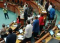 Congreso minuto de silencio sismos