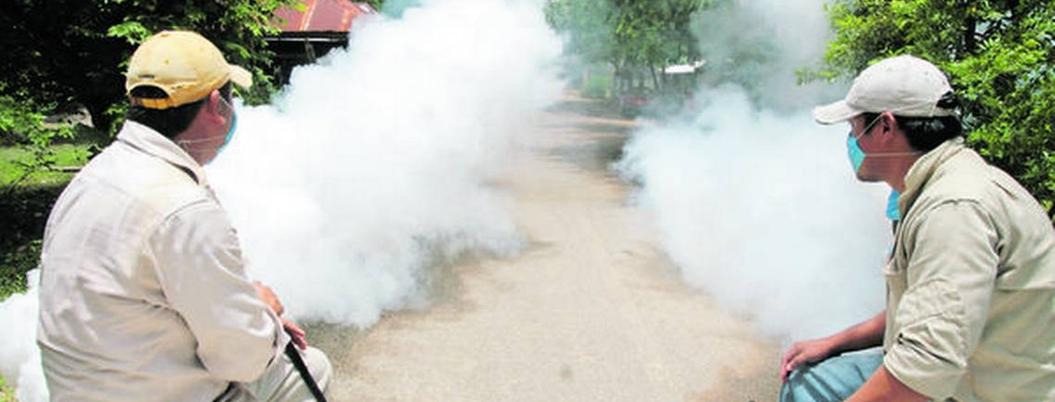 Morelos contabiliza 400 casos de dengue; se investigan otros 4 mil