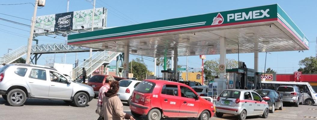 Gasolineras no se cansan de robar litros; hubo 795 denuncias