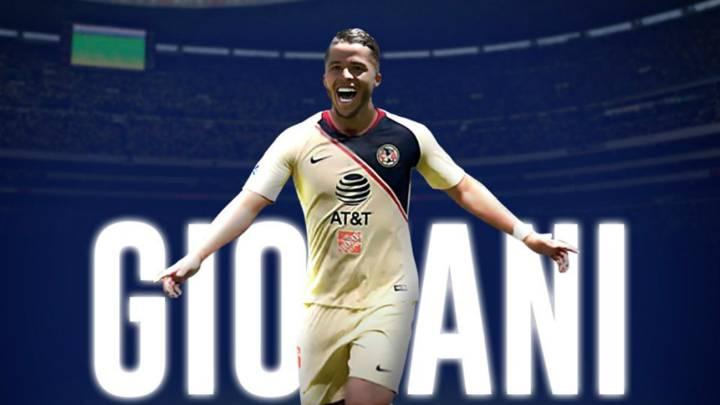 Giovani dos Santosrechazó al Chivas por jugar en el América