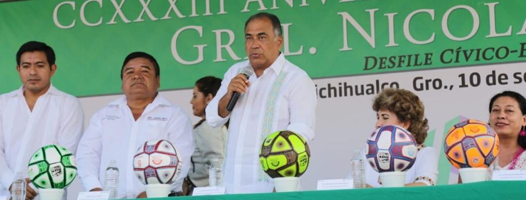 """""""Conflicto agrario causa violencia en La Montaña Baja"""", afirma Astudillo"""