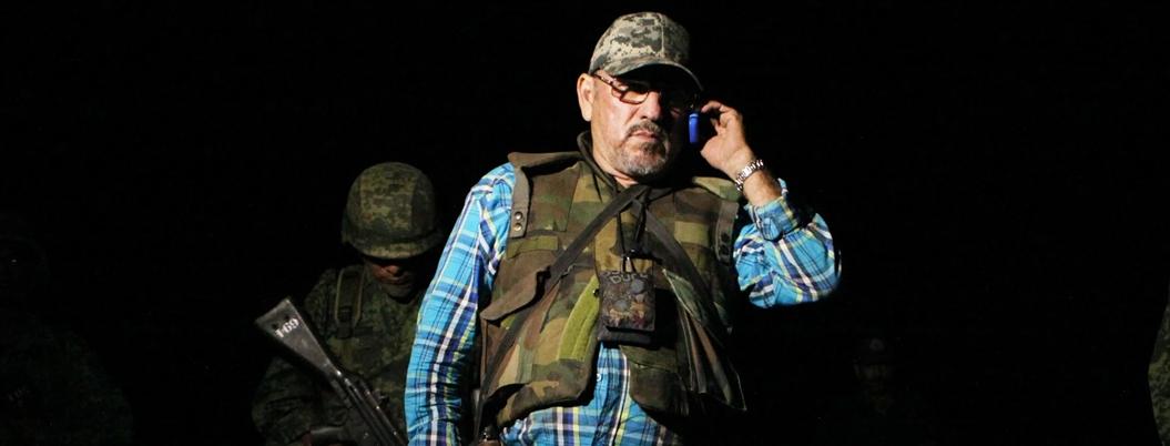 Hipólito Mora dejará las armas hasta que haya seguridad en Michoacán