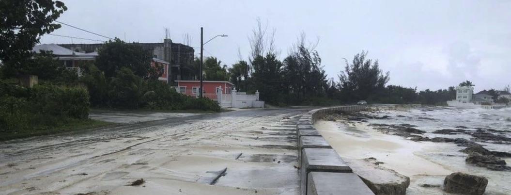 Dorian deja a su paso cinco muertos e inundaciones en las Bahamas