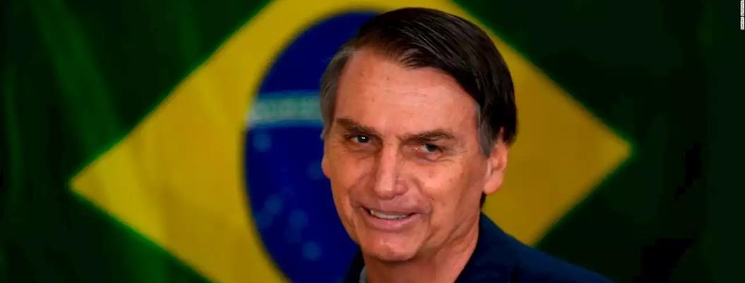 Bolsonaro usa a cómico para representarlo ante periodistas