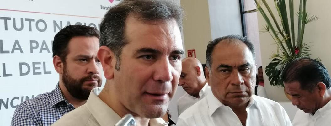 Córdova presenta denuncia por llamadas a su nombre a políticos