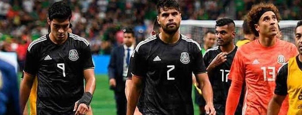 México pierde el invicto ante Argentina; lo golean 4 a 0