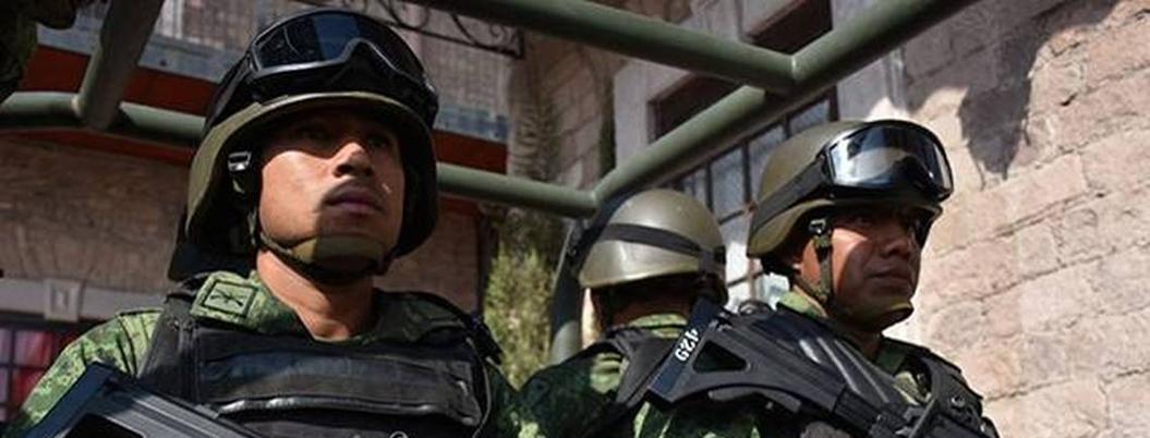 Ejército vigilará Sonora por depuración de policías municipales