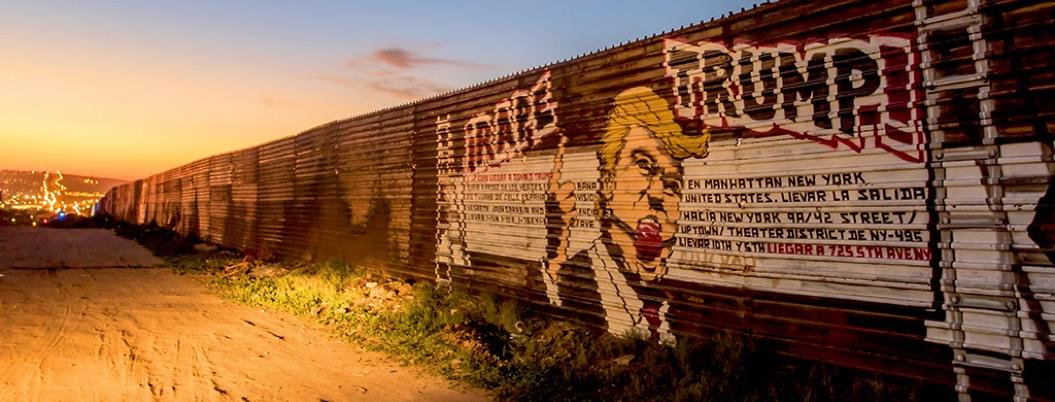Pentágono destinará 3 mil 600 mdd para construir muro fronterizo